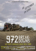 972 Breakdowns - Auf dem Landweg nach New York